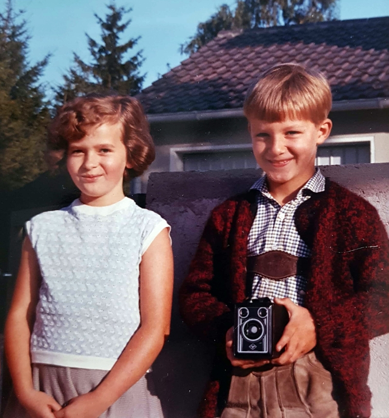 In the beginning was the Agfa-Box